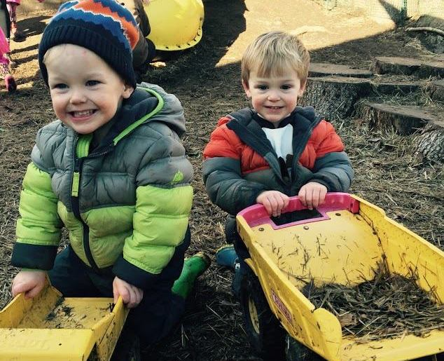Building Large Muscle Groups With Daily Outdoor Play - Preschool & Childcare Center Serving Portland, West Linn And Lake Oswego, OR