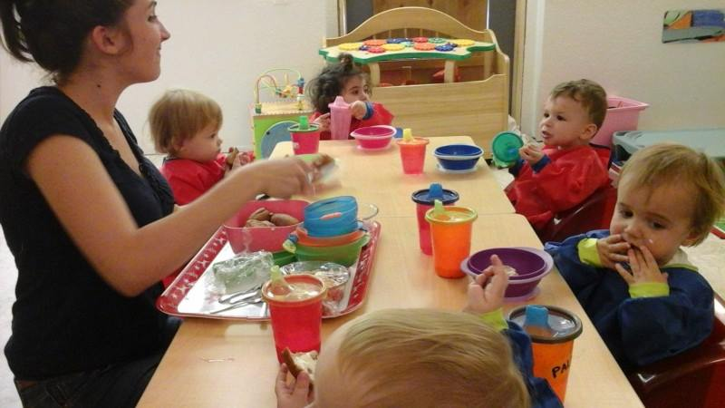 Daily Meals and Snacks Homemade With Love - Preschool & Childcare Center Serving Portland, West Linn And Lake Oswego, OR