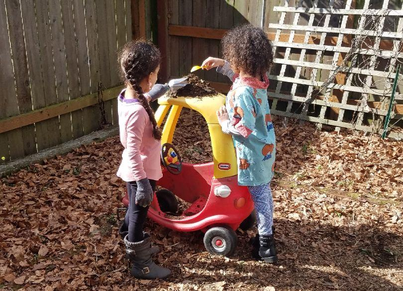 Frequent Fresh Air And An appreciation For Nature - Preschool & Childcare Center Serving Portland, West Linn And Lake Oswego, OR
