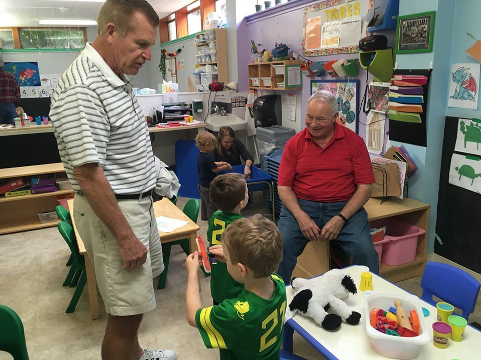 Visit Our Classroom And Get Involved At Any Time - Preschool & Childcare Center Serving Portland, West Linn And Lake Oswego, OR